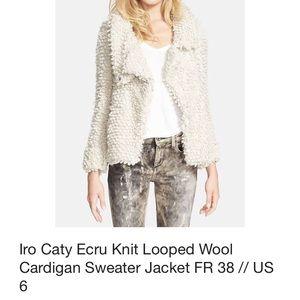 Iro Caty Jacket Size 34